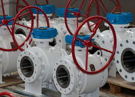 Side Entry 3 Piece Split Body Ball Valve