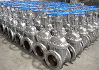 Cina BW OS & Y BB Port Kendali API600 Gate Valve 150 # -2500 # Tekanan BS 1414 Gear Operated pabrik