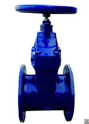 Resilient Seat Cast API 600 Gate Valve Soft Sealing Type