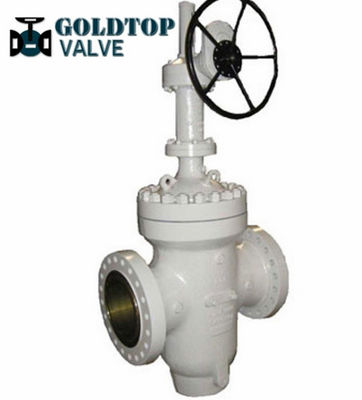 API6D PARALLEL GATE VALVE Double Disc, SOFT SEAT PTFE, metal to metal, RTJ flange